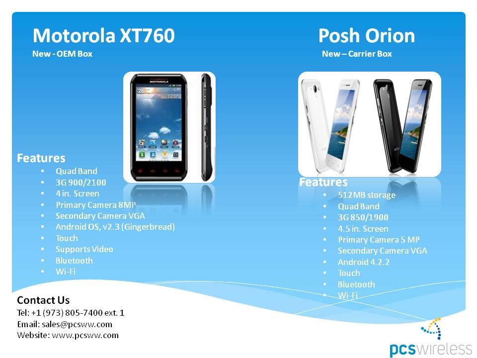 motorola wholesale cell phones and posh orion cell phones