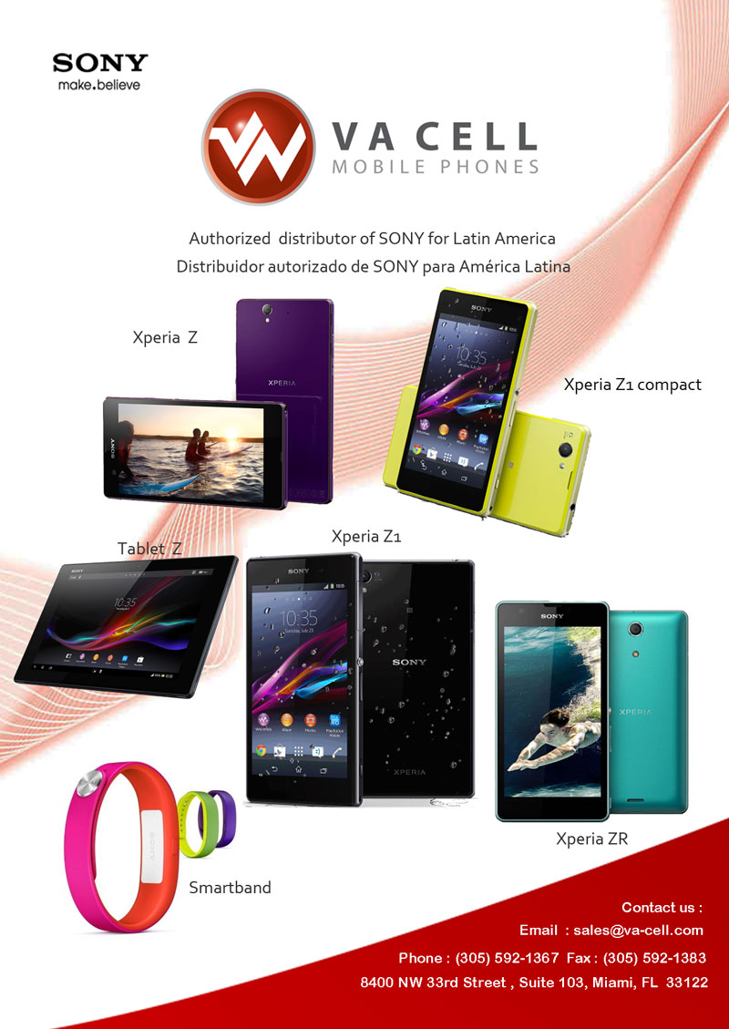 wholesale xony xperia cell phones, tablets, distributor