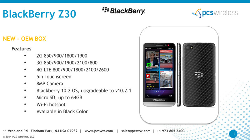 Blackberry z30, wholesale cell phones of blackberry z10