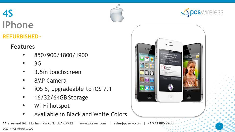 distributor of refurbished iphone 4s, wholesaler
