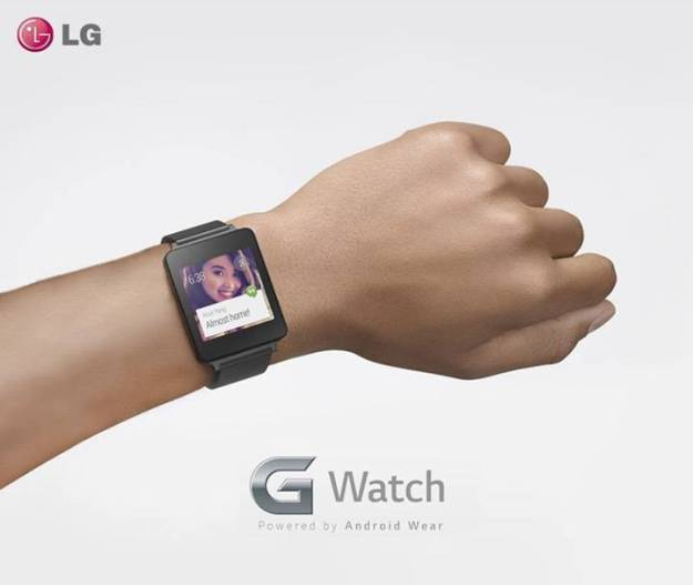 LG G watch 2 to be unveiled IFA
