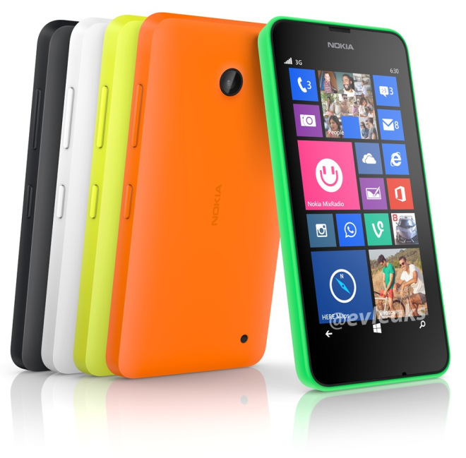 when the nokia lumia 530 released