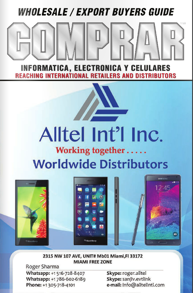 wholesale consumer electronic distributor guide, directory
