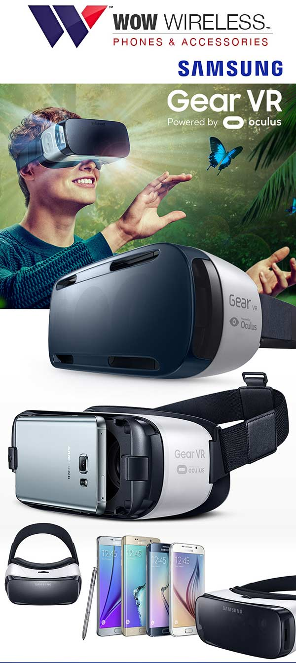 distributor of oculus, samsung gear vr