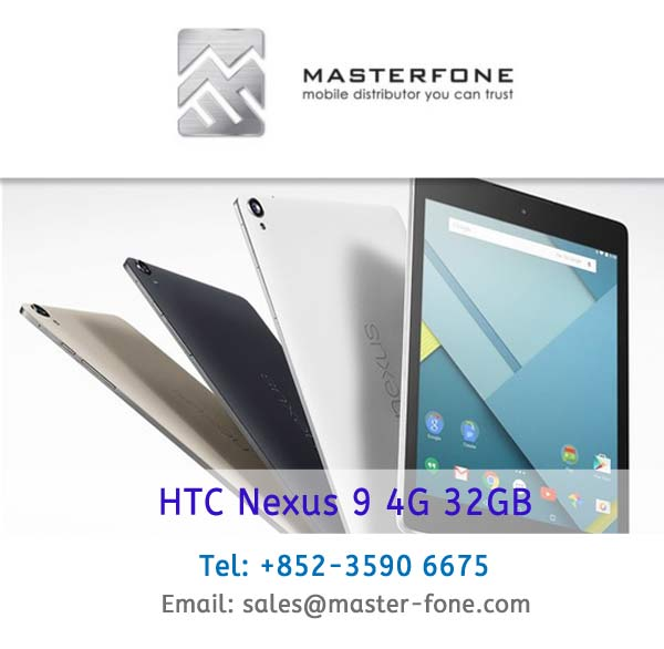 wholesale supplier of htc nexus 9 4g