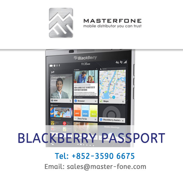 wholesale supplier of blackberry phones, blackberry passport