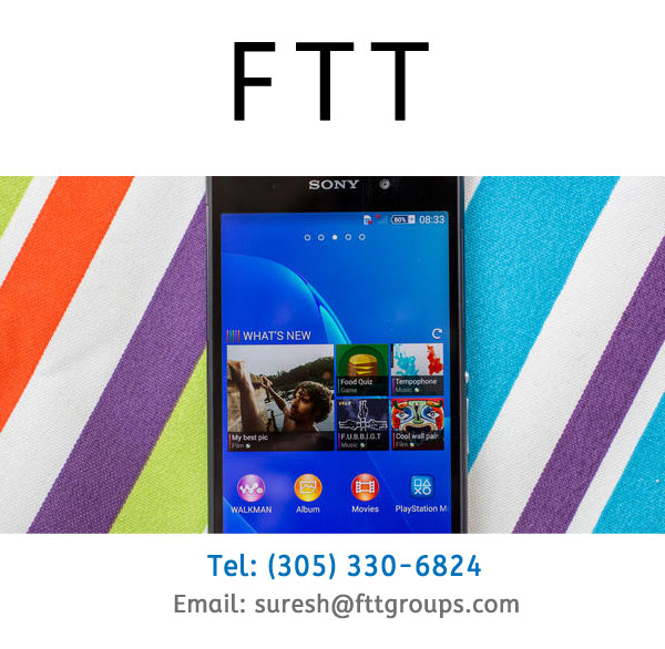 wholesale supplier of sony xperia z2 cell phones