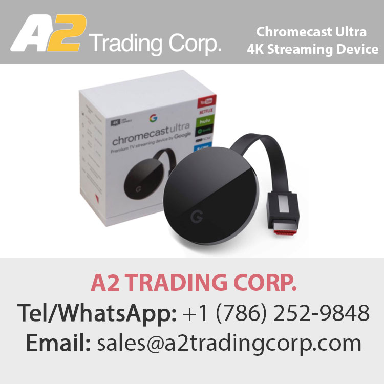 Google chromecast ultra wholesale