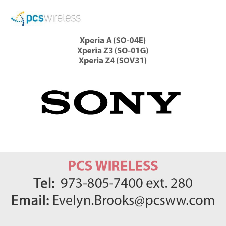 Wholesale cell phones, sony xperia