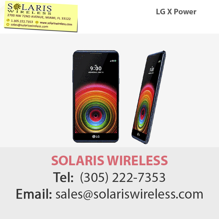 wholesale cell phone lg x power