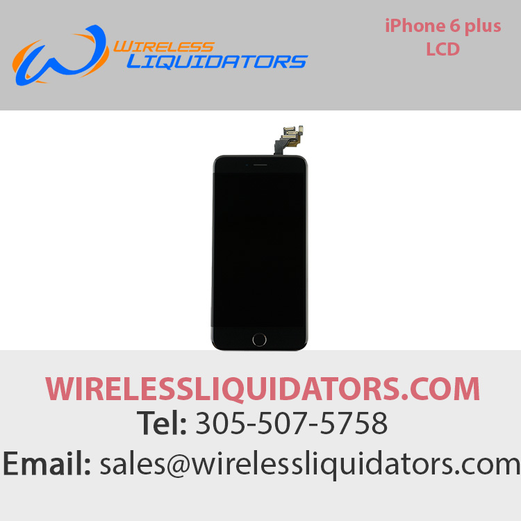 wholesale LCD iphone 6 plus