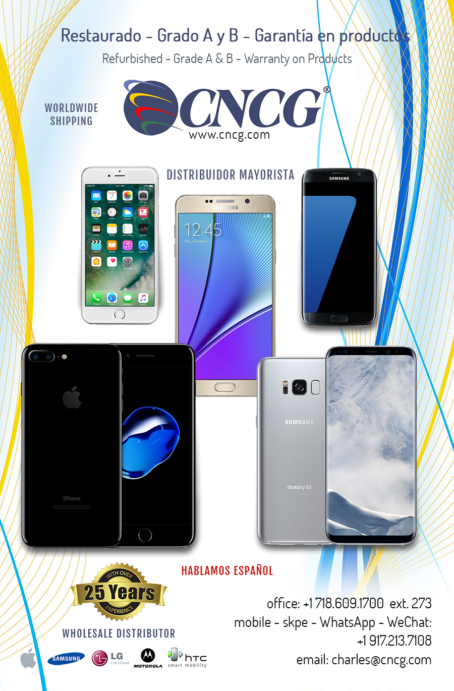 wholesale refurbished cell phones