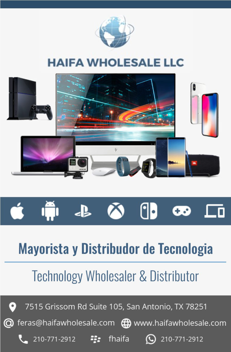 wholesale distributor of consumer electronics