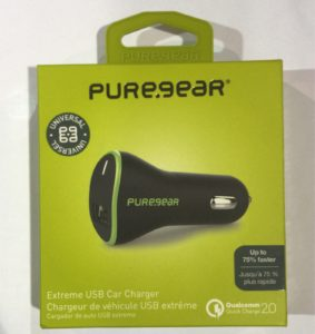 WHOLESALE PUREGEAR QUICK CHARGE CAR ADAPTER | ONLY $2.89⚡ READY STOCK MIAMI!!