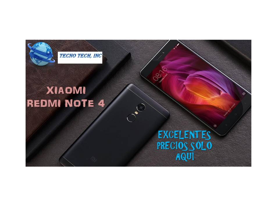 WHOLESALE REDMI NOTE 4 Available!