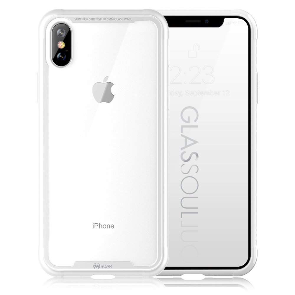 Wholesale iPhone X Case Glassoul Airframe