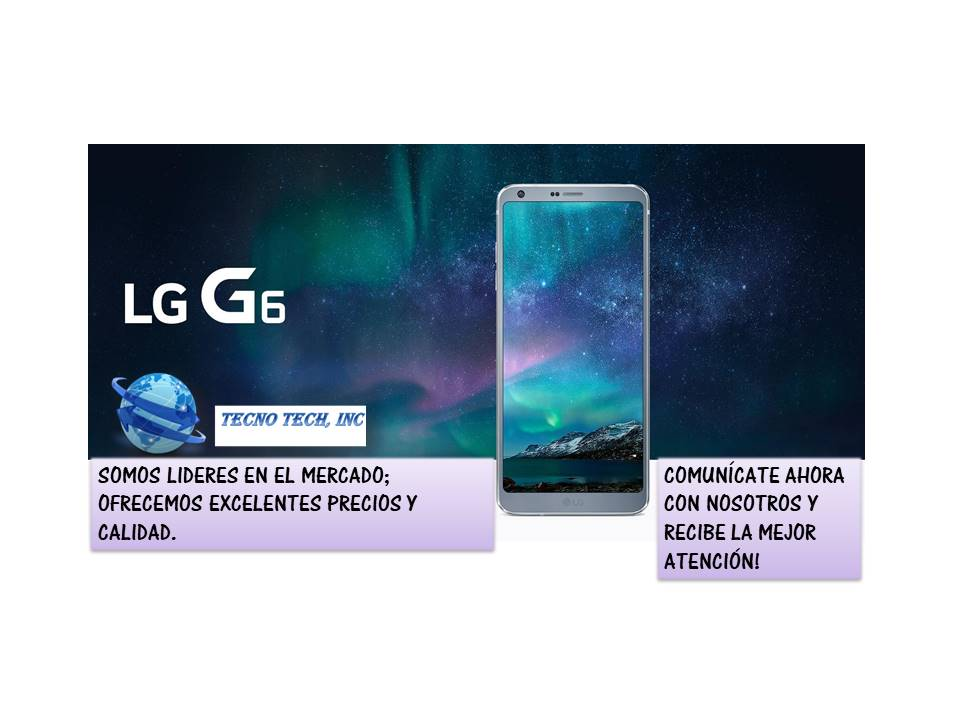 Wholesale LG G6 Available