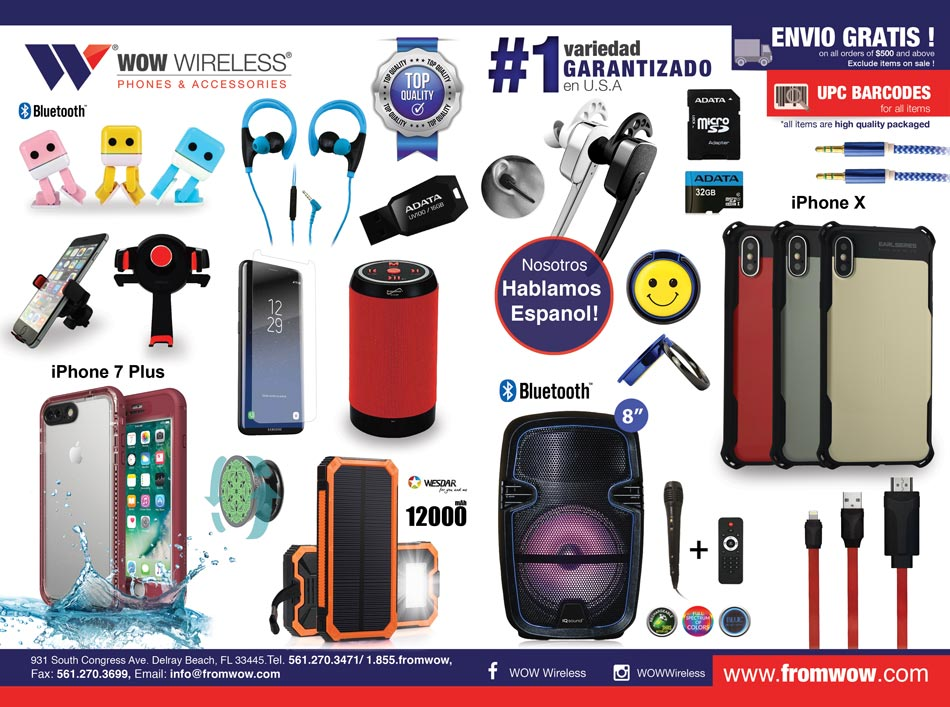 Wholesale Headphones, Memory, Cases, and more!