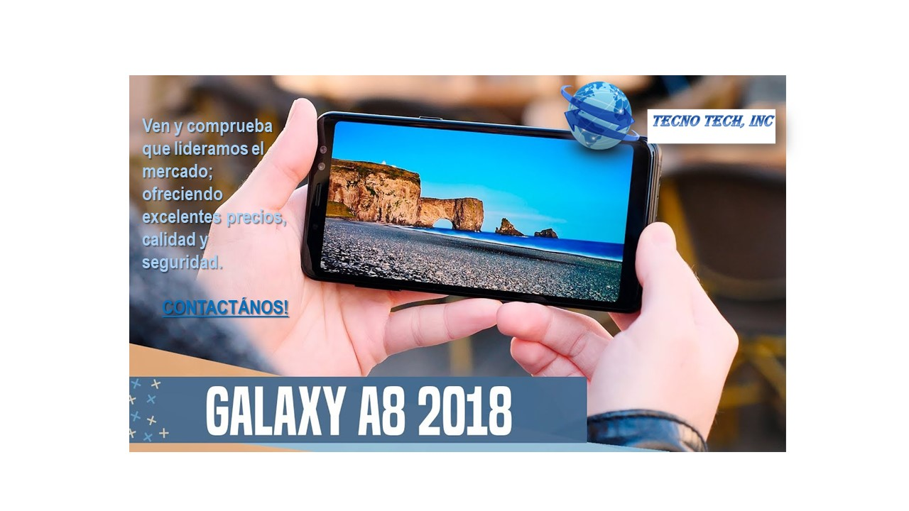 WHOLESALE SAMSUNG Galaxy A8 2018 AVAILABLE