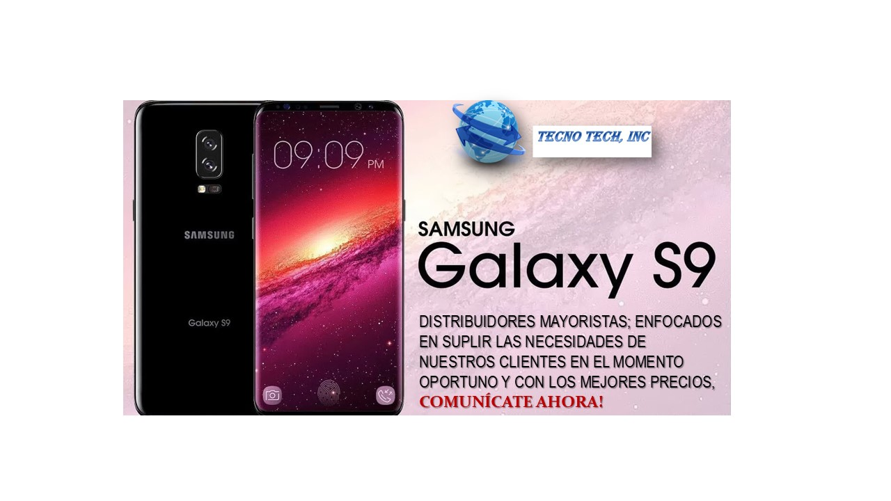 WHOLESALE SAMSUNG S9 Available