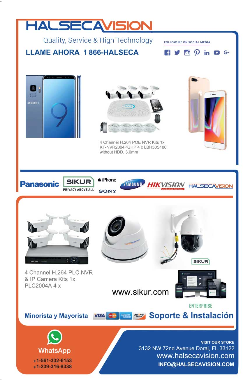Halsecavision: Wholesale Distributorof Security Cameras and Cell Phones