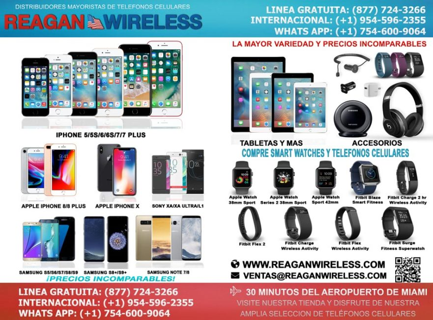 Wholesalers of phones, wearable tech, smartwatches, smartphones
