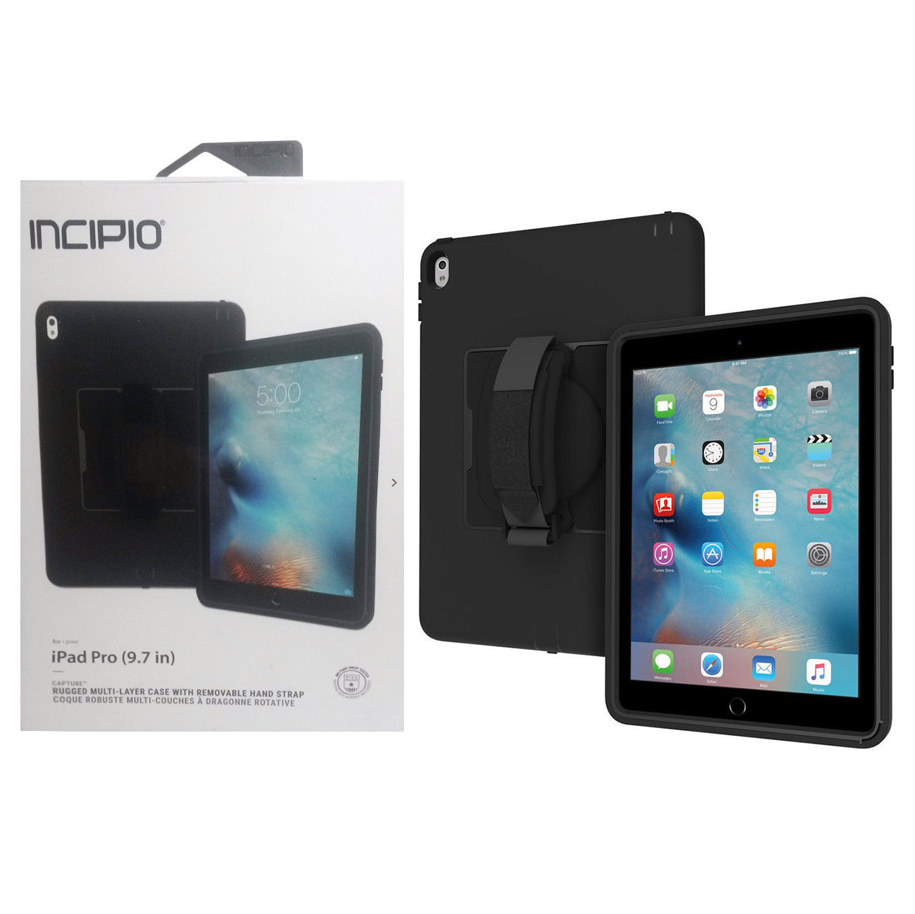 Wholesale | Brand New Retail Master Carton INCIPIO IPAD PRO 9.7 CASE