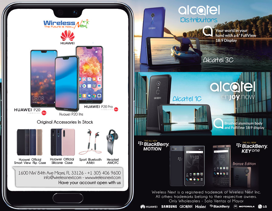 Wholesale Distributor of Alcatel, Huawei, Blackberry | Cell Phones & Accessories