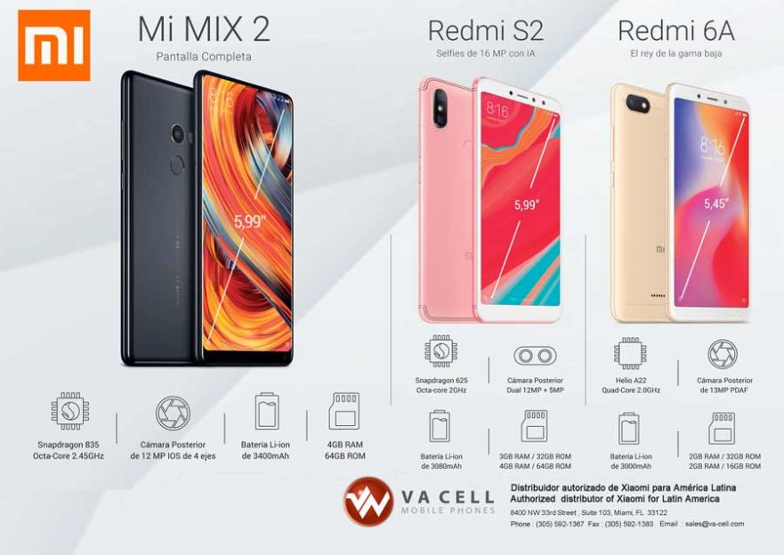 Wholesale Xiaomi Cell Phones | Smartphone distributors