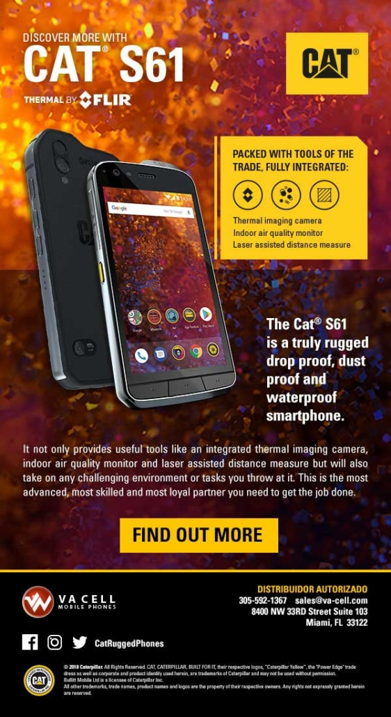 Wholesale CAT S61