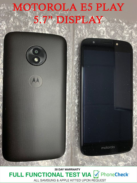 wholesale motorola e5 play